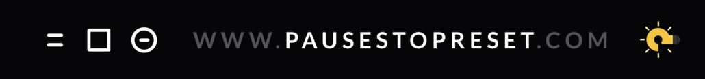 PauseStopReset