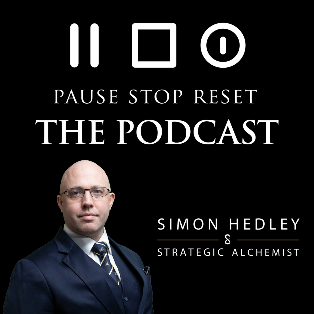 Pause Stop Reset The Podcast